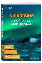 Yazarın Kendi Yayını - 2020 KPSS Cihannüma Coğrafya Çözümlü Soru Bankası Akın Güneş