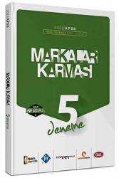Marka Yayınları - 2020 KPSS Lisans Markalar Karması 5 Farklı Yayın PDF Çözümlü Deneme Sınavı Seti
