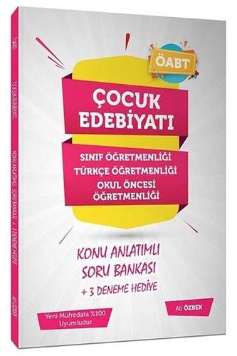 2020 ÖABT Çocuk Edebiyatı Konu Anlatımlı Soru Bankası Ali Özbek
