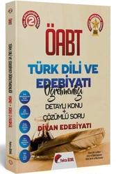 Yazarın Kendi Yayını - 2020 ÖABT Türk Dili ve Edebiyatı Öğretmenliği Konu Anlatımlı ve Soru Bankası Yekta ÖZDİL 2. Kitap