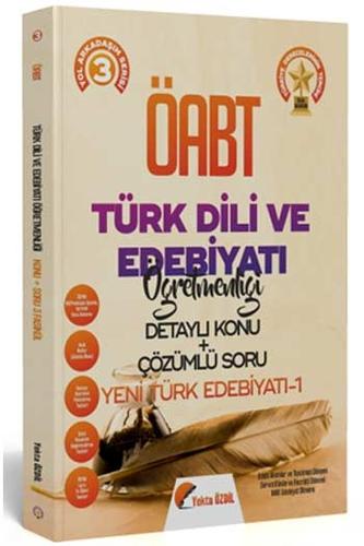 2020 ÖABT Türk Dili ve Edebiyatı Öğretmenliği Konu Anlatımlı ve Soru Bankası Yekta ÖZDİL