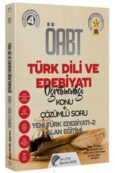 Yekta Özdil - 2020 ÖABT Türk Dili ve Edebiyatı Öğretmenliği Konu Anlatımlı ve Soru Bankası Yekta ÖZDİL 4. Kitap