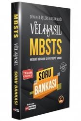 DDY Yayınları - 2020 Velhasıl MBSTS Tamamı Çözümlü Soru Bankası