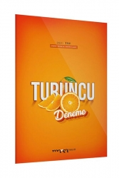 Marka Yayınları - 2021 TYT Yeni Nesil Turuncu Deneme Marka Yayınları