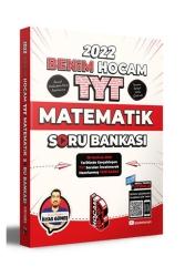 Benim Hocam Yayıncılık - Benim Hocam Yayınları 2022 TYT Matematik Soru Bankası