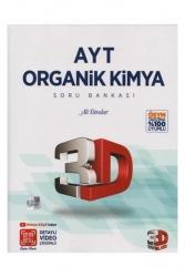 3D Yayınları - 3D Yayınları 2021 AYT Organik Kimya Detaylı Video Çözümlü Soru Bankası