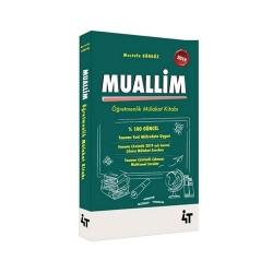 4T Yayınları - 4T Yayınları 2019 Muallim Öğretmenlik Mülakat Kitabı