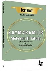 4T Yayınları - 4T Yayınları 2021 İçtihat Kaymakamlık Mülakat El Kitabı