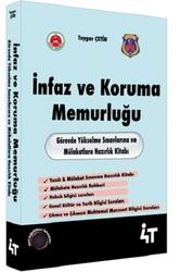 4T Yayınları - 4T Yayınları İnfaz ve Koruma Memurluğu Görevde Yükselme Sınavlarına ve Mülakatlara Hazırlık Kitabı