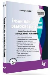 4T Yayınları - 4T Yayınları İnsan Hakları ve Demokratikleşme 5. Baskı