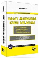 4T Yayınları - 4T Yayınları Kolay Muhasebe Konu Anlatımı