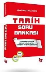 4T Yayınları - 4T Yayınları KPSS Tarih Soru Bankası