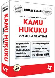 4T Yayınları - 4T Yayınları KPSS ve Mülakat Sınavları İçin Kamu Hukuku Konu Anlatımı