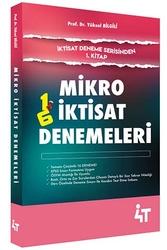 4T Yayınları - 4T Yayınları Mikro İktisat Denemeleri