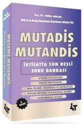 4T Yayınları - 4T Yayınları Mutadis Mutandis İktisatta Son Beşli Konu Soru Bankası 2. Baskı