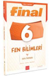 Final Yayınları - 6. Sınıf Fen Bilimleri Soru Bankası Final Yayınları