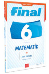 Final Yayınları - 6. Sınıf Matematik Soru Bankası Final Yayınları