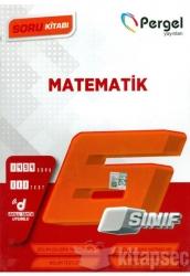 Pergel Yayınları - 6. Sınıf Matematik Soru Kitabı Pergel Yayınları