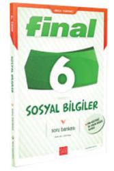 Final Yayınları - 6. Sınıf Sosyal Bilgiler Soru Bankası Final Yayınları