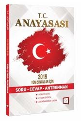 657 Yayınevi - 657 Yayınları 2019 T.C. Anayasası Tüm Sınavlar İçin Soru-Cevap-Antrenman