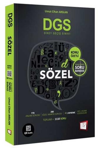 657 Yayınları 2020 DGS Sözel Konu Özetli Soru Bankası