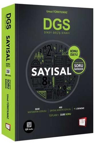 657 Yayınları DGS Sayısal Konu Özetli Soru Bankası