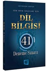 657 Yayınevi - 657 Yayınları Dil Bilgisi 41 Deneme