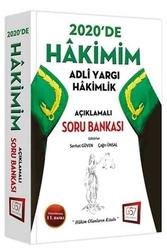 657 Yayınevi - 657 Yayınları 2020 Hakimim Adli Yargı Hakimlik Açıklamalı Soru Bankası 11. Baskı