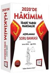 657 Yayınevi - 657 Yayınları 2020 Hakimim İdari Yargı Hakimlik Açıklamalı Soru Bankası 9. Baskı