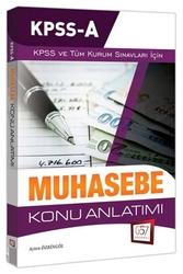 657 Yayınevi - 657 Yayınları KPSS A Grubu Muhasebe Konu Anlatımı