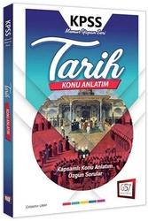 657 Yayınevi - 657 Yayınları KPSS Tarih Konu Anlatım
