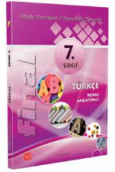 Final Yayınları - 7. Sınıf Türkçe Konu Anlatımlı Final Yayınları