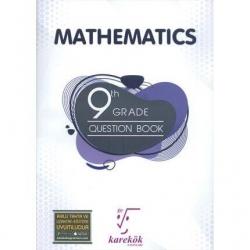 Karekök Yayınları - 9.Sınıf Mathematics Grade Question Book - Karekök Yayınları