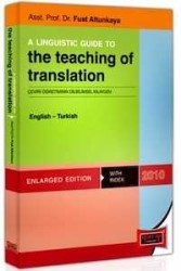 Yargı Yayınları - A Lınguıstıc Guıde To The Teaching Of Translation English - Turkish