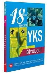 A Yayınları - A Yayınları YKS Biyoloji Son 18 Yılın Çıkmış Soruları