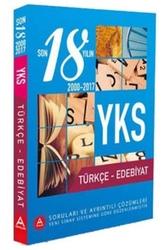 A Yayınları - A Yayınları YKS Türkçe Edebiyat Son 18 Yılın Çıkmış Soruları