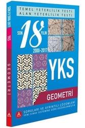 A Yayınları - A Yayınları YKS TYT Geometri Son 18 Yılın Çıkmış Soruları