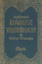 Nesil Yayınları - Açıklamalı Namaz Tesbihatı ve Türkçe Okunuşu (Bez) Nesil Yayınları