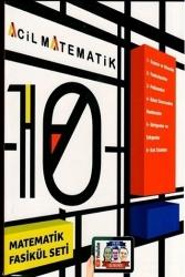Acil Yayınları - Acil Yayınları 10. Sınıf Acil Matematik 6 lı Fasikül Set