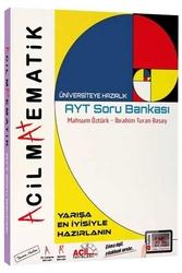 Acil Yayınları - Acil Yayınları AYT Acil Matematik Soru Bankası