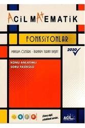 Acil Yayınları - Acil Yayınları Fonksiyonlar Konu Anlatımlı Soru Fasikülü