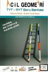 Acil Yayınları - Acil Yayınları TYT AYT Acil Geometri Soru Bankası