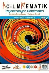 Acil Yayınları - Acil Yayınları TYT Matematik Rejenerasyon 12'li Denemeleri