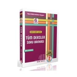 Bilal Işıklı - Adım Adım Işıklı Yayınları 6. Sınıf Tüm Dersler Soru Bankası