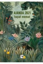 Metis Yayınları - Ajanda 2021 Hayat Memat Metis Yayınları