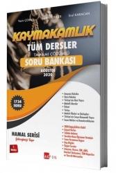 Akfon Yayınları - Akfon Yayınları 2020 Kaymakamlık Tüm Dersler Çözümlü Soru Bankası