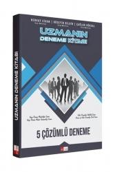 Akfon Yayınları - Akfon Yayınları 2021 GUY Gelir Uzman Yardımcılığı Uzmanın 5 Deneme Kitabı