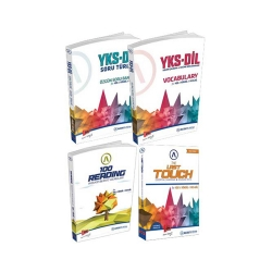 Akın Dil & Yargı Yayınları - Akın Dil & Yargı Yayınları Kazandıran YDS-YÖKDİL-YKSDİL Seti