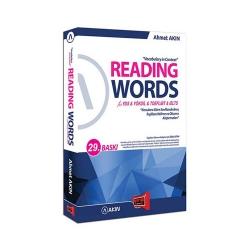 Akın Dil & Yargı Yayınları - Akın Dil & Yargı Yayınları Reading Words for YDS YÖKDİL TOEFL IBT IELTS 29. Baskı