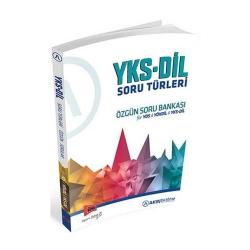 Akın Dil & Yargı Yayınları - Akın Dil & Yargı Yayınları YKSDİL Özgün Soru Bankası